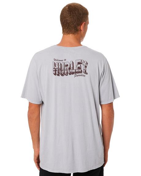 WOLF GREY MENS CLOTHING HURLEY TEES - AJ1751012