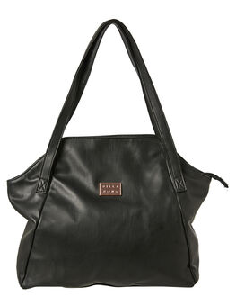 BLACK WOMENS ACCESSORIES BILLABONG BAGS + BACKPACKS - 6695109BLK