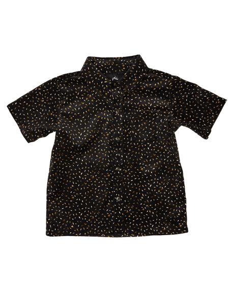 BLACK OUTLET KIDS RUSTY CLOTHING - WSR0131BLK