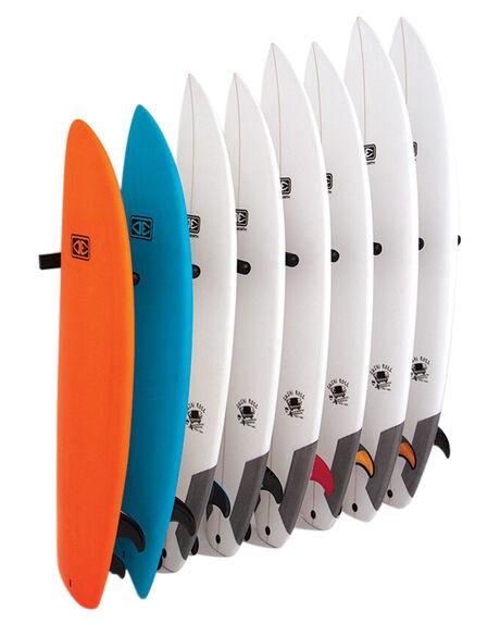 BLACK BOARDSPORTS SURF OCEAN AND EARTH BOARD RACKS - SARX11BLK