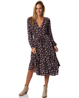 MALBEC WOMENS CLOTHING TIGERLILY DRESSES - T373424MALB