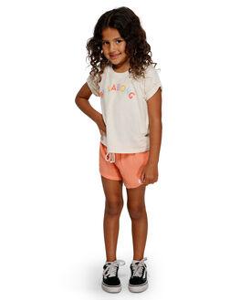 CORAL KIDS GIRLS BILLABONG SHORTS + SKIRTS - BB-5591274-COR