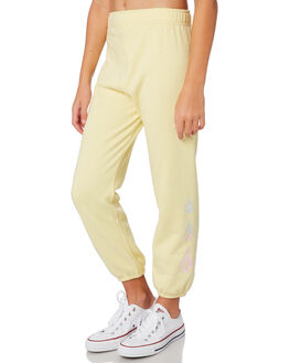FADED LEMON KIDS GIRLS VOLCOM PANTS - B11119Y0FDL