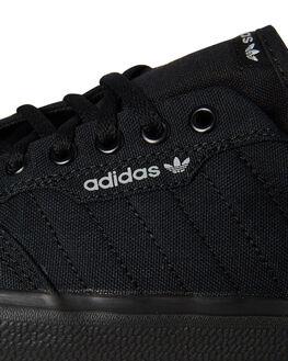 BLACK GREY MENS FOOTWEAR ADIDAS SNEAKERS - SSB22713BLKGM