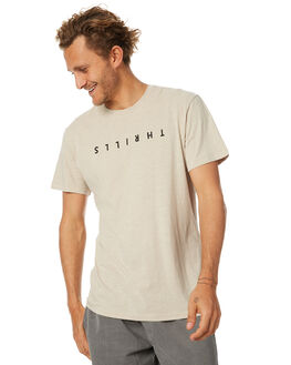 SAND MENS CLOTHING THRILLS TEES - TS7-102CSAND