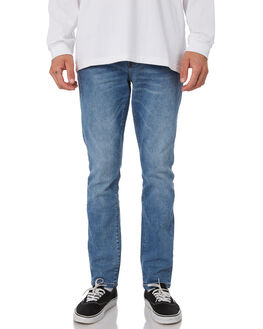 TRIG BLUE MENS CLOTHING RUSTY JEANS - PAM0966TGB