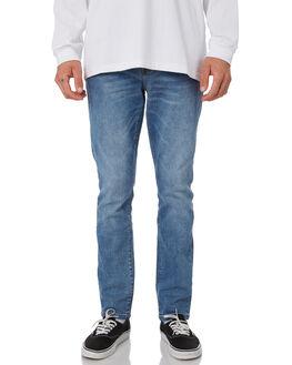 TRIG BLUE MENS CLOTHING RUSTY JEANS - PAM0966TGB