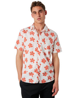 OFF WHITE MENS CLOTHING BANKS SHIRTS - WSS0078OWH