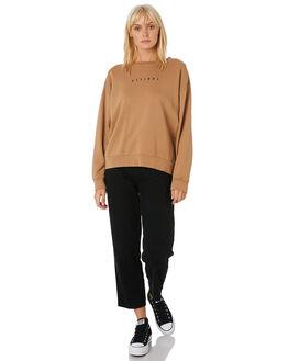 BRONZE WOMENS CLOTHING THRILLS JUMPERS - WTH9-207CBRNZ