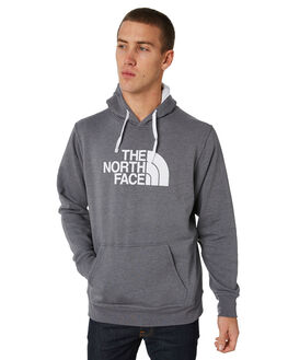 MEDIUM GREY MENS CLOTHING THE NORTH FACE JUMPERS - NF00CH2PGAZ