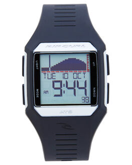 SILVER MENS ACCESSORIES RIP CURL WATCHES - A11240544