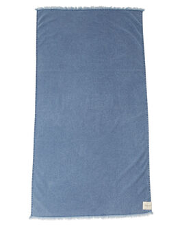 INDIGO ACCESSORIES TOWELS THE BEACH PEOPLE  - BR-B03-01-OIND