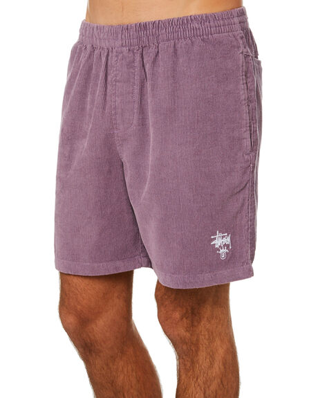 GRAPE MENS CLOTHING STUSSY SHORTS - ST093605GRAPE