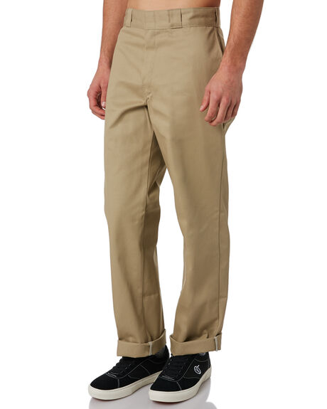 KHAKI MENS CLOTHING DICKIES PANTS - DCK874KHA