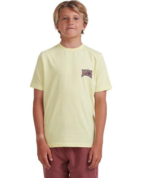 BEESWAX KIDS BOYS BILLABONG TOPS - 8513006-BZW