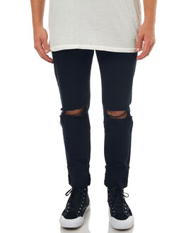 REVISION BLACK MENS CLOTHING NEUW JEANS - 326743305