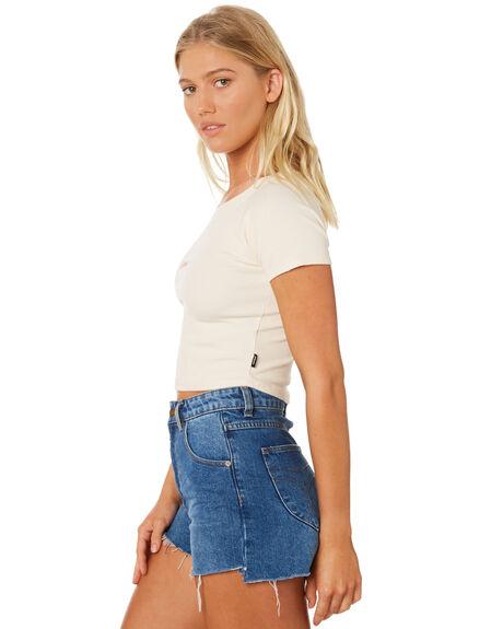 EGGNOG WOMENS CLOTHING AFENDS TEES - W184001EGG