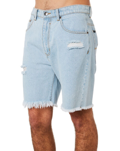 BONE BLUE MENS CLOTHING RUSTY SHORTS - WKM0916BOB