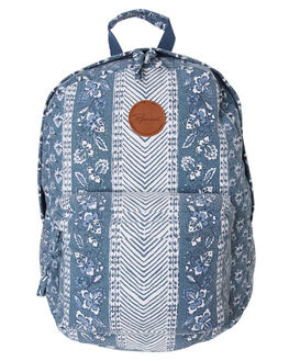 SLATE BLUE WOMENS ACCESSORIES RIP CURL BAGS + BACKPACKS - LBPLK11115