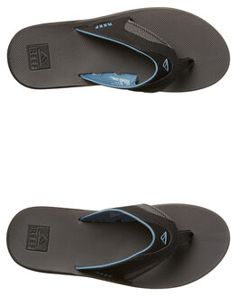 GREY LIGHT BLUE MENS FOOTWEAR REEF THONGS - 2026GLB
