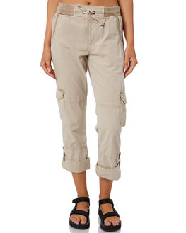 TAN WOMENS CLOTHING SWELL PANTS - S8201191TAN