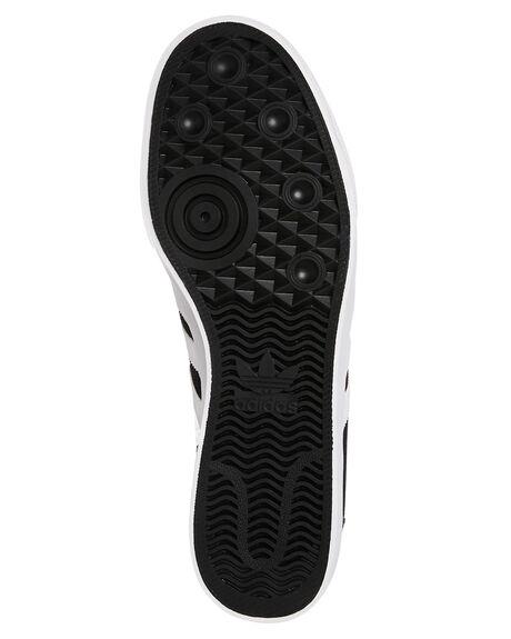 CORE BLACK MENS FOOTWEAR ADIDAS SKATE SHOES - SSDB3116CBLKM