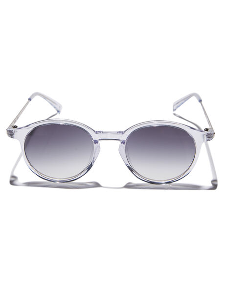 CRYSTAL CLEAR MENS ACCESSORIES OSCAR AND FRANK SUNGLASSES - 014CLCCLR