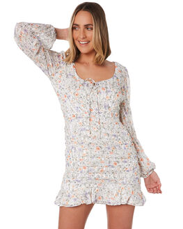 FLIRTY DAPHNE WOMENS CLOTHING THE EAST ORDER DRESSES - EO200329DFDAPH