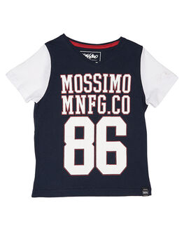 NAVY KIDS TODDLER BOYS MOSSIMO TEES - 3M75ARNVY