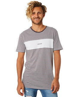 CHARCOAL MENS CLOTHING SILENT THEORY TEES - 4020019CHAR