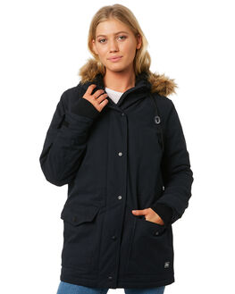 NAVY WOMENS CLOTHING RIP CURL JACKETS - GJKCY10049