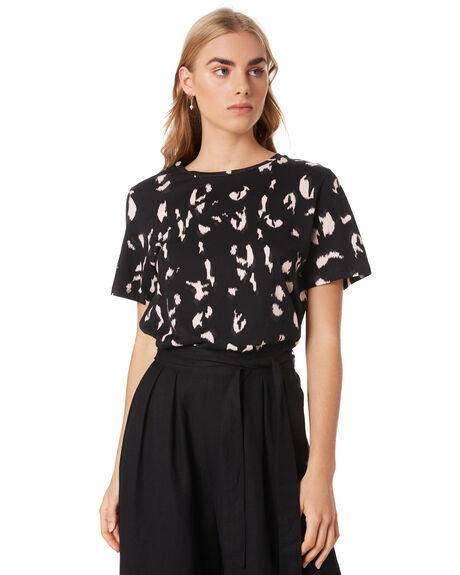 MULTI WOMENS CLOTHING GINGER AND SMART TEES - S19103BMULTI