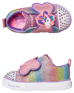 MULTI KIDS GIRLS SKECHERS FOOTWEAR - 10993NMLT