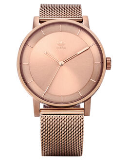 ALL ROSE GOLD MENS ACCESSORIES ADIDAS WATCHES - Z04-897-00ARGLD