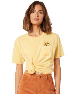 MELLOW WOMENS CLOTHING AFENDS TEES - W191000MEL