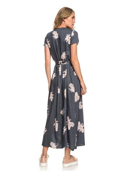 TURBULENCE ROSE WOMENS CLOTHING ROXY DRESSES - ERJWD03317-KYM7