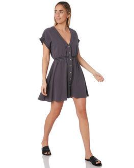 COAL WOMENS CLOTHING RUSTY DRESSES - DRL0986COA