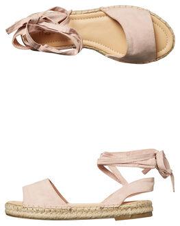 BLUSH WOMENS FOOTWEAR THERAPY FASHION SANDALS - ED2817BLU