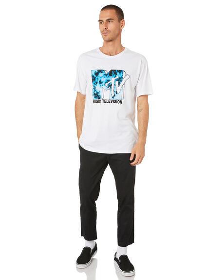 WHITE MENS CLOTHING SUNNYVILLE TEES - 48M0025WHT