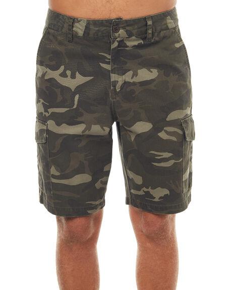 CAMO MENS CLOTHING DEPACTUS SHORTS - D5171234CAMO