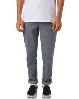HICKORY STRIPE MENS CLOTHING DICKIES PANTS - K3180901HST