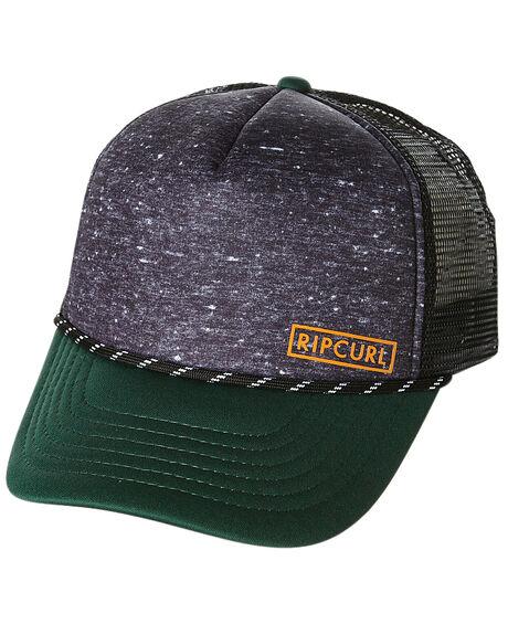 b2df4420b975c Rip Curl Access Trucker Cap - Dark Green