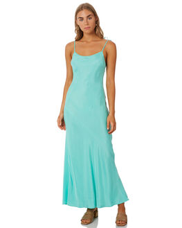 AQUA WOMENS CLOTHING TIGERLILY DRESSES - T392416AQUA