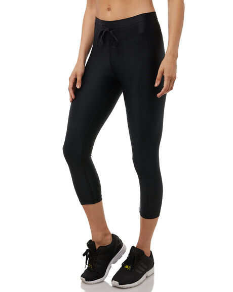 BLACK WOMENS CLOTHING THE UPSIDE PANTS - UPL1285BLK