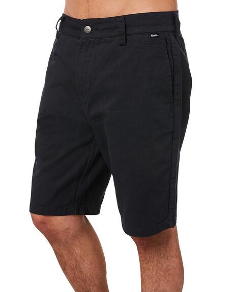 DEEP NAVY MENS CLOTHING AFENDS SHORTS - M183305DNAVY