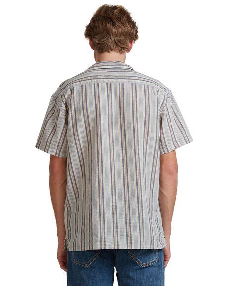 REDWOOD COCONUT MENS CLOTHING QUIKSILVER SHIRTS - EQYWT03960-MNL3