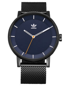 BLACK NAVY GOLD MENS ACCESSORIES ADIDAS WATCHES - Z04-3140
