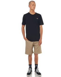 KHAKI MENS CLOTHING NIKE SHORTS - 860142235