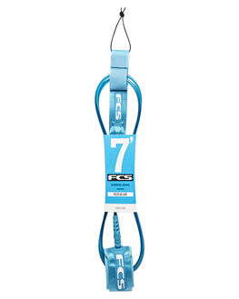TEAL SURF HARDWARE FCS LEASHES - 2001-TEL-07FTEAL