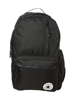 BLACK MENS ACCESSORIES CONVERSE BAGS + BACKPACKS - 10004800BLK